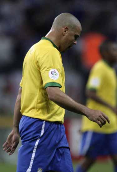 巴西被淘汰