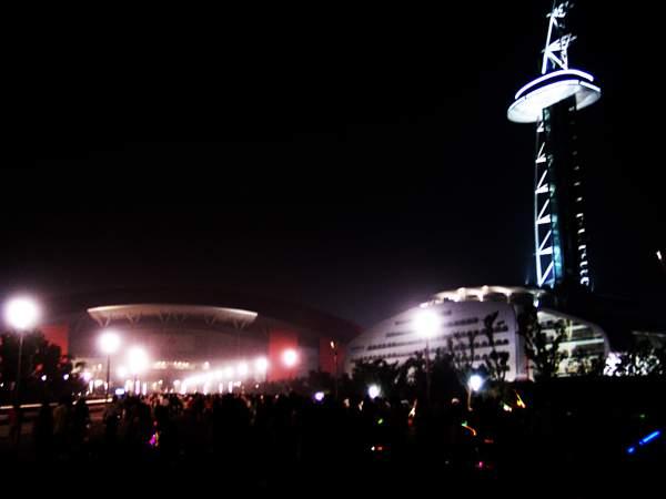 昨天去看了演唱会——2006中韩大型歌会暨世界杯揭幕战大赏