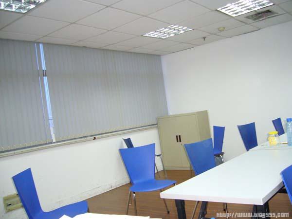 拍了几张公司日语培训班的照片