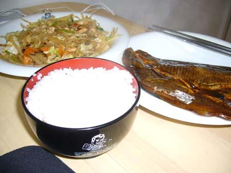 东京奇谈记 第三天 工作要忙了·自己做饭吃