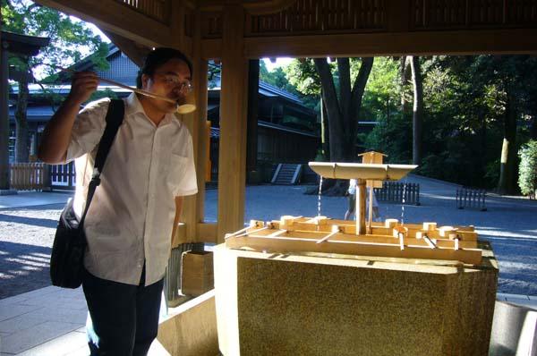 第十五日 新宿·原宿·涩谷一日行