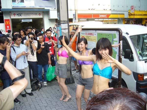 东京奇谈记 第八天 秋叶原·上野公园夏祭