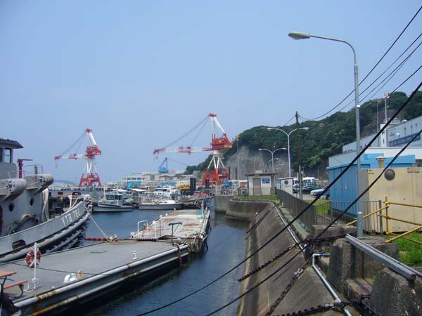 东京奇谈记 第七天 横須賀美军基地と日本第三花火大会