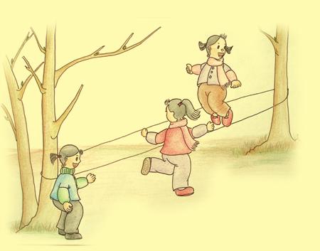 """童年的游戏  ——拼""""博""""到底5"""