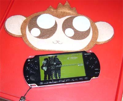秀一下echo送的猴子