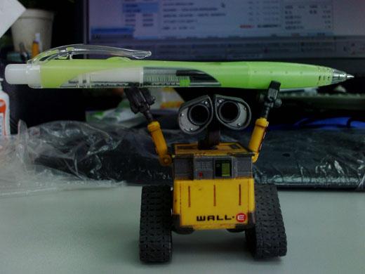 小五·WALL·E