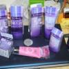 二十四日 洗面奶·化妆水·乳液·导入液·美白保湿霜·UV防晒液·护手霜